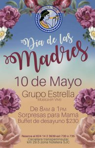 DÍA DE LAS MADRES EN MAMA MIA LOS CABOS @ Mama Mía®