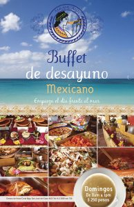 Buffet Dominical @ Mama Mía®