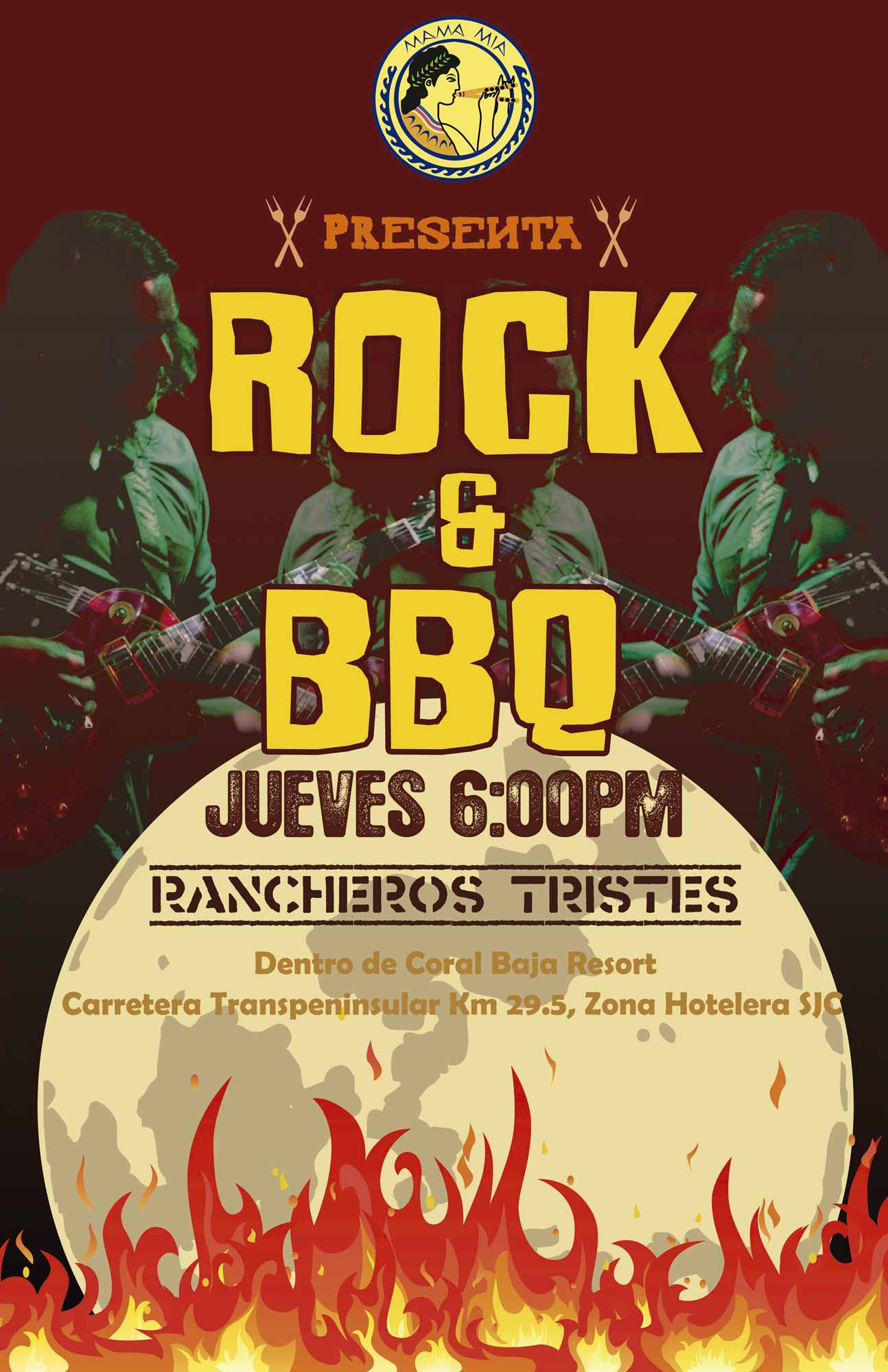 Rock and BBQ