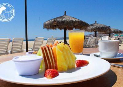 Desayuno, frutas